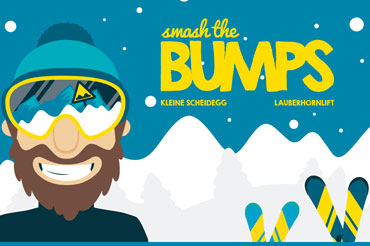 Event Buckelpistenevent Smash The Bumps Kleine Scheidegg